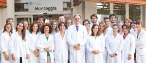 Team professor Scaprini