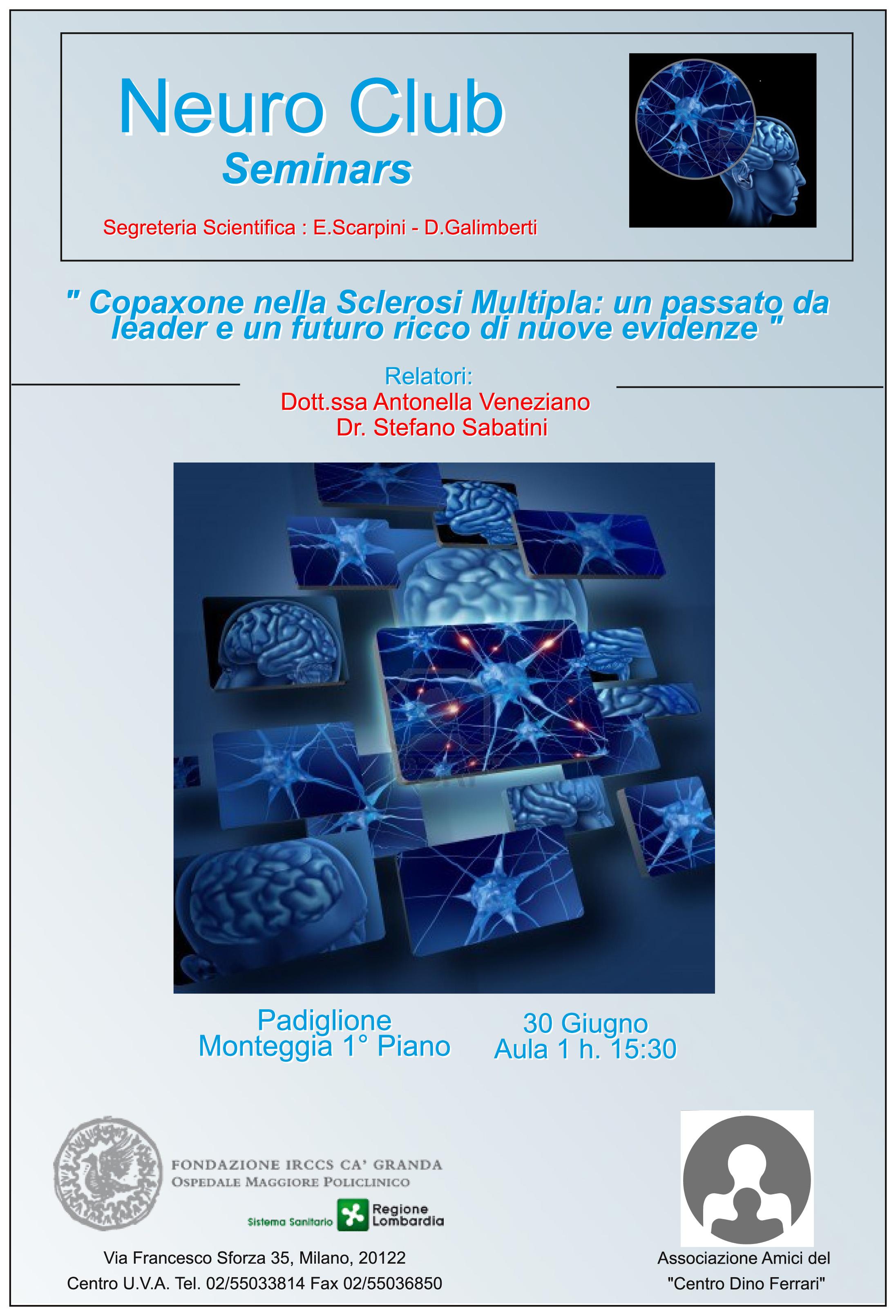 evento sclerosi multipla 27 -06 -14