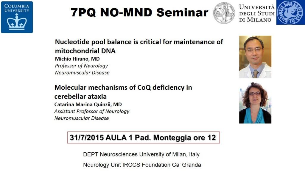 7PQ NO-MND Seminar